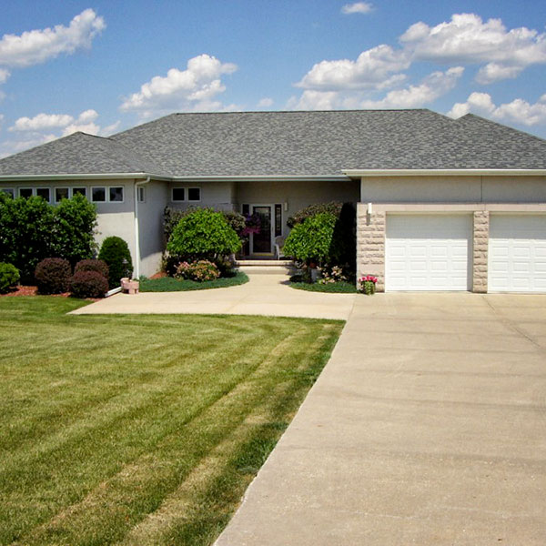 Newcastle Home Builders, Concrete Homes, Iowa